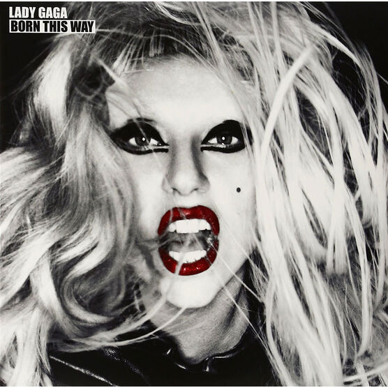 Lady Gaga - Born This Way - Vinyl