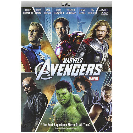 Marvel's The Avengers - DVD