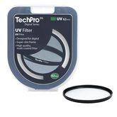 TechPro DS 62mm Multi-Coated UV Filter - FIMSMCBL62-CBDC