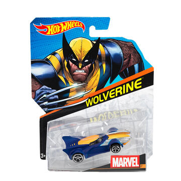 Hot Wheels Marvel 1:64 Cars - Assorted