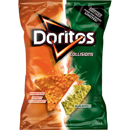 Doritos Collisions - Habanero & Guacamole - 250g | London ...