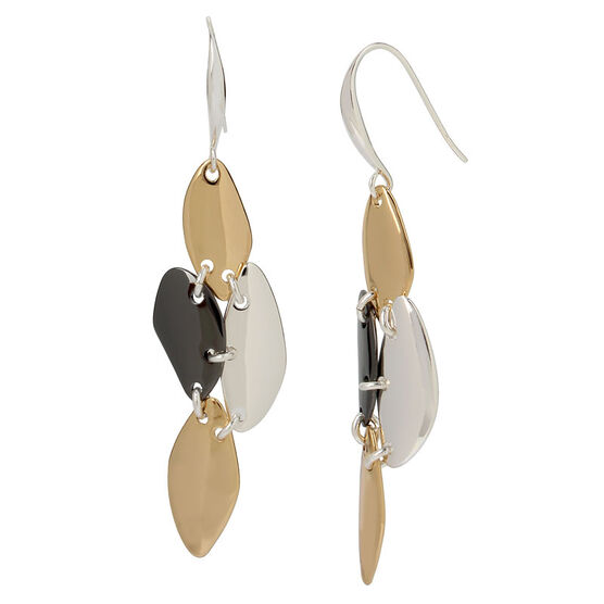 Robert Lee Morris Chandelier Earrings - Multi