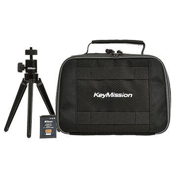 Nikon KeyMission Starter Kit - Black