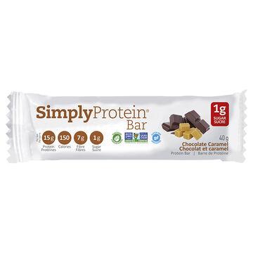SimplyProtein Bar - Chocolate Caramel - 40g