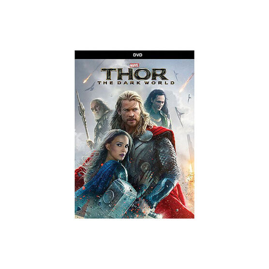 Thor 2: The Dark World - DVD