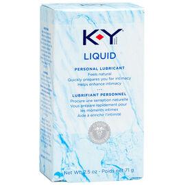 K-Y® Brand Liquid Personal Lubricant - 71g