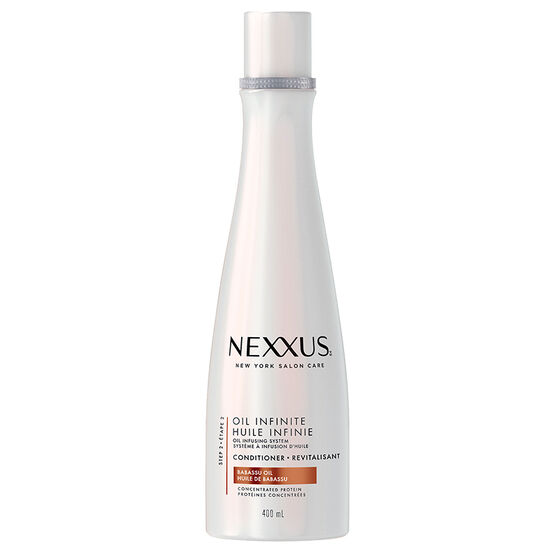 Nexxus Oil Infinite Conditioner - Babassu Oil - 400ml