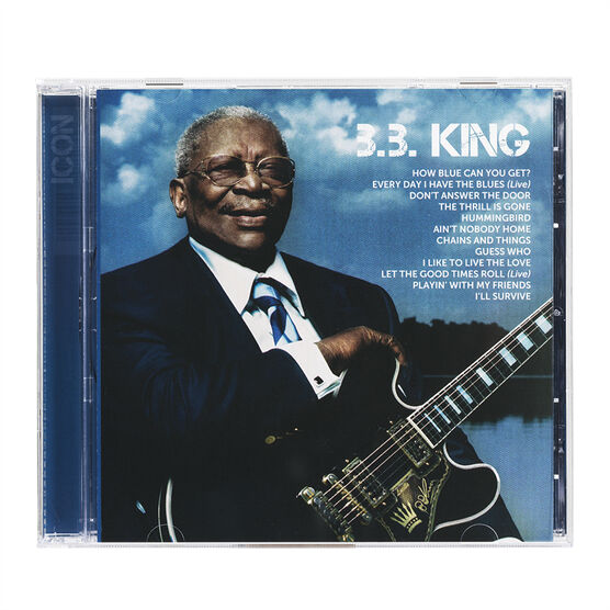 B.B. King - Icon - CD