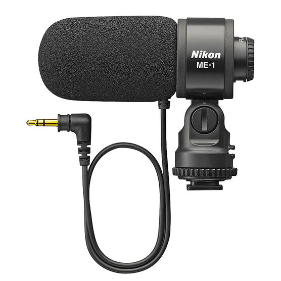 Nikon Stereo Microphone ME-1