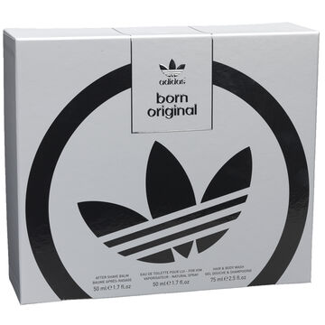 Adidas Born Original For Him Fragrance Set - 3 piece
