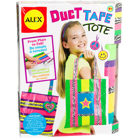 Alex Duct Tape Tote