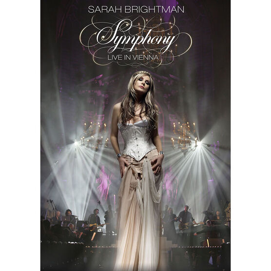 Sarah Brightman: Symphony - Live in Vienna - DVD