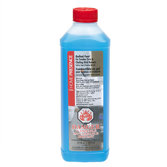 Home Presence Gel Fondue Fuel - 500ml