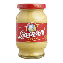 Lowensenf Mustard - Extra Hot - 250ml