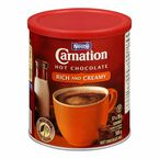 Carnation Hot Chocolate - Rich Chocolate - 500g
