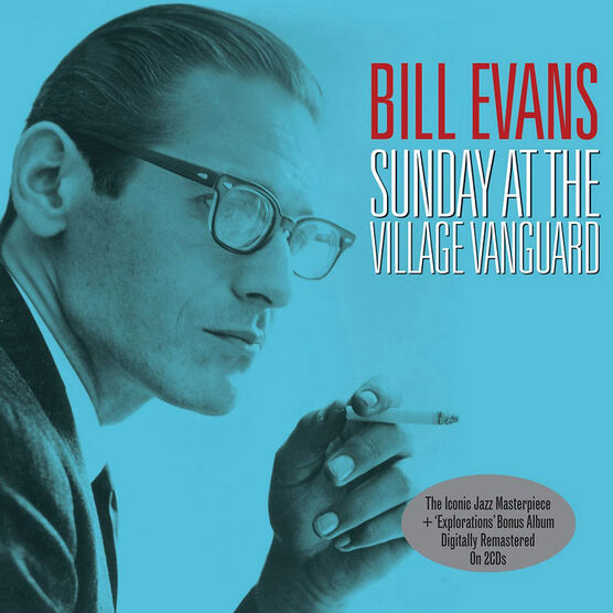 Bill Evans Trio - Sunday at the Village Vanguard - 2 CD