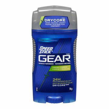 Speed Stick Gear Antiperspirant Deodorant - Fresh Force - 76g