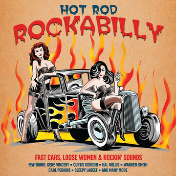 Various Artists - Hot Rod Rockabilly - 2 CD