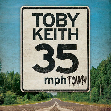 Toby Keith - 35 Mph Town - CD