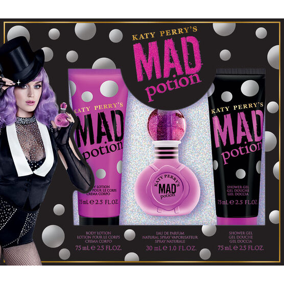Katy Perry Mad Potion Fragrance Gift Set - 3 piece