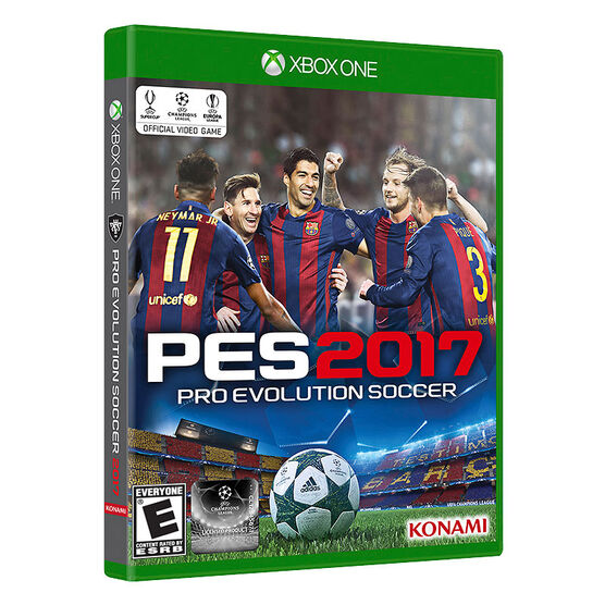 Xbox One Pro Evolution Soccer 17