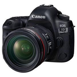 Canon EOS 5D Mark IV with 24-70mm F4 Lens - 1483C011
