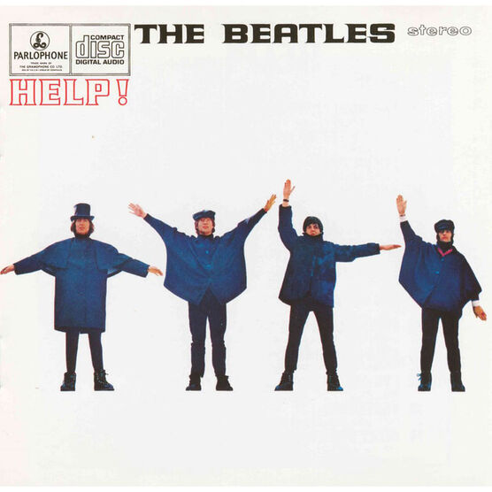 The Beatles - Help!: Remastered - CD
