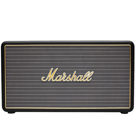 Marshall Stockwell Bluetooth Speaker - Black - STOCKWELL