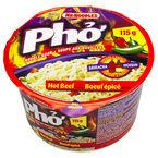 Mr. Noodles - Pho Noodles Hot Beef - 115g