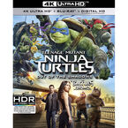Teenage Mutant Ninja Turtles: Out Of The Shadows - 4K UHD Blu-ray