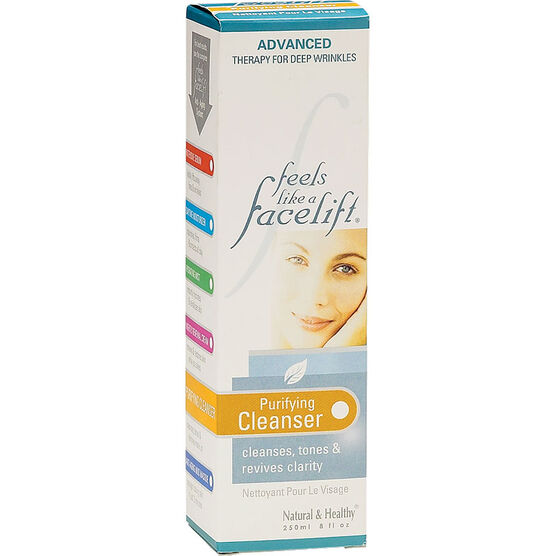 Feels Like a Face Lift Purifying Cleanser - 250ml
