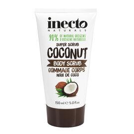 Inecto Naturals Super Scrub Coconut Body Scrub - 150ml