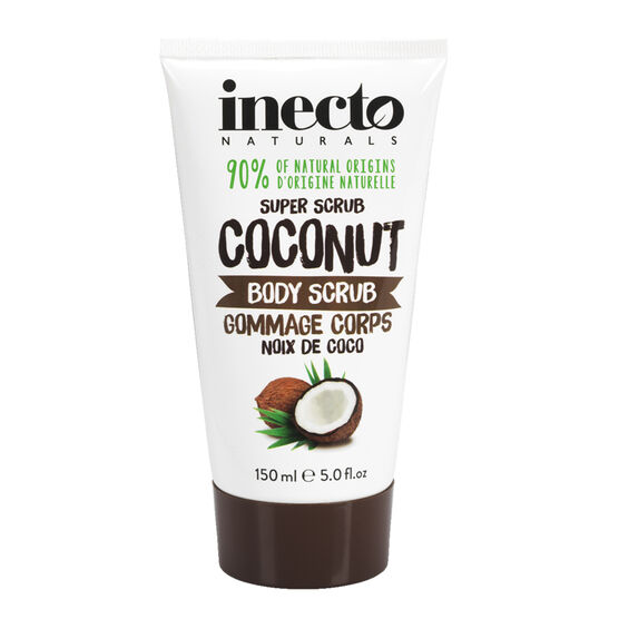 Inecto Naturals Super Scrub Coconut Body Scrub - 150ml