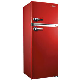 Igloo 7.5 cu.ft. Fridge - Red - FR786