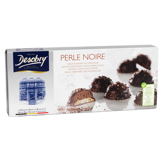 Desorby Perle Noire Biscuit - 100g