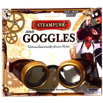 Halloween Steampunk Goggles