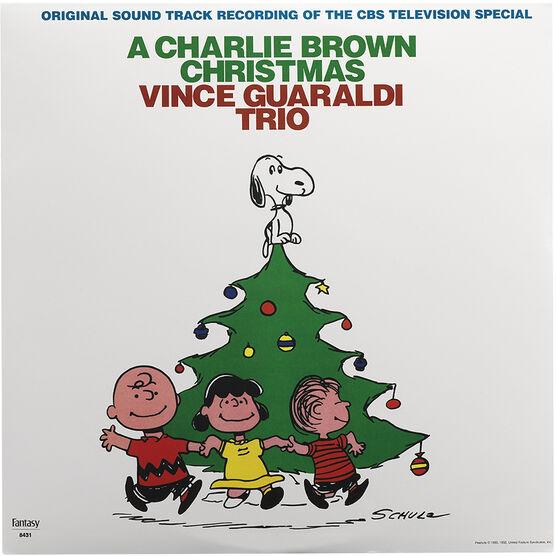 Vince Guaraldi Trio: A Charlie Brown Christmas - Vinyl