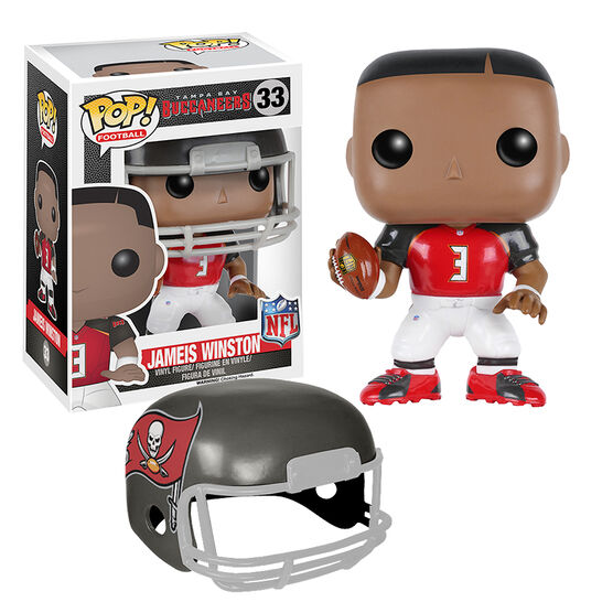 Pop: NFL - Jameis Winston Vinyl Figure