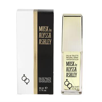 Alyssa Ashley Musk Eau de toilette Spray - 50ml