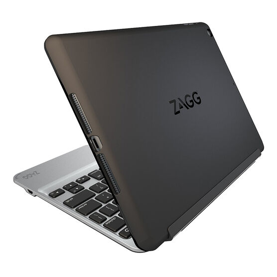 Zagg Slim Book Keyboard Case for iPad Air 2 - Black - ID6ZF2-BB0