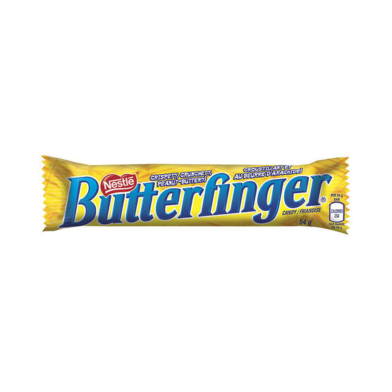 Nestle Buttlerfinger Bar - 54g