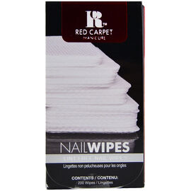 Red Carpet Manicure Nail Wipes - 200 Count