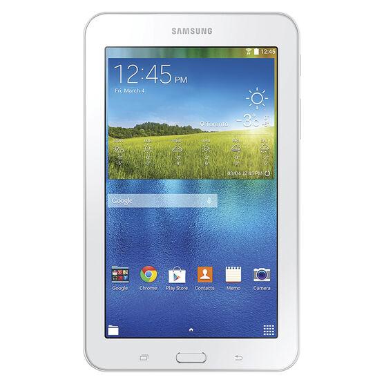 Samsung Galaxy Tab E Lite 7 Tablet - SM-T113NDWAXAC