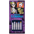 Halloween Makeup Crayons - Assorted