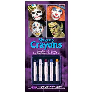 Halloween Makeup Crayons - Assorted