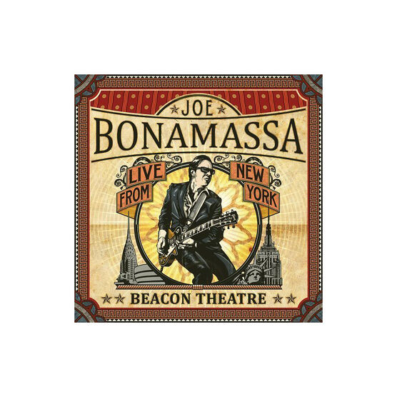 Joe Bonamassa - Beacon Theatre: Live From New York - CD