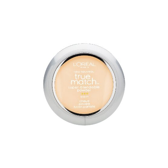 L'Oreal True Match Super Blendable Powder - Soft Ivory