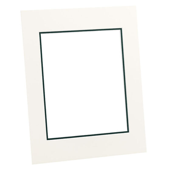 Tempo 11x14 Mat Frame - Chantilly/Evergreen