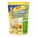 Gerber Graduates Fruit & Veggie Melts Snack - Truly Tropical Blend - 28g
