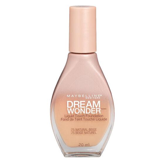 Maybelline Dream Wonder Liquid Touch Foundation